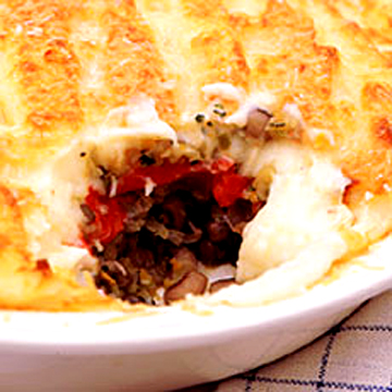Vegetarian Shepherd's Pie picture